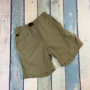 The North Face Women's Nylon Cargo Hiking Shorts M